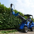 hedge-trimmer for mini loader