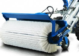 Multione-snow-blade-for mini loader