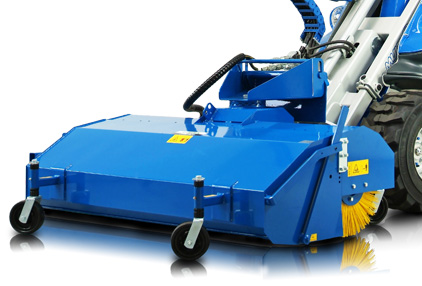 Multione-sweeper-for mini loader