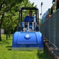 tornado lawn mower for mini loader