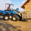 MultiOne Mini loader GT950 with pallet fork