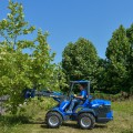 MultiOne mini loader 10 series with tree shear