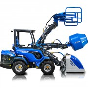 Multipurpose MultiOne Mini Loader