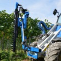 Multione-double-blades-hedge-trimmer for mini loaders