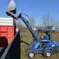 Hight Tip Bucket for mini loaders Multione 03