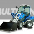 Hight Tip Bucket for mini loaders Multione 04
