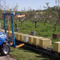 Hives lifter for mini loaders MultiOne 02