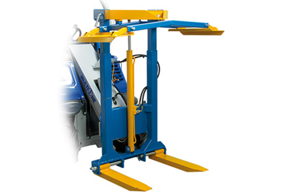 Multione-hives-lifter-for mini loader